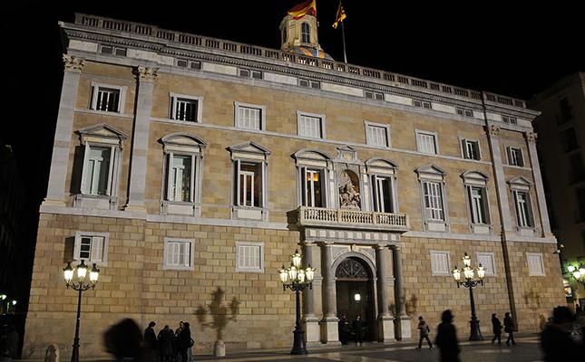 El carilló del mNACTEC va estar instal·lat al Palau de la Generalitat fins l'any?