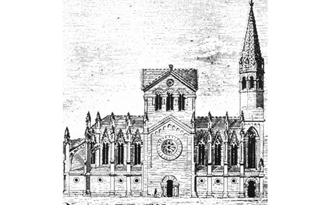 Saps qui va ser el primer arquitecte de la Sagrada Família?