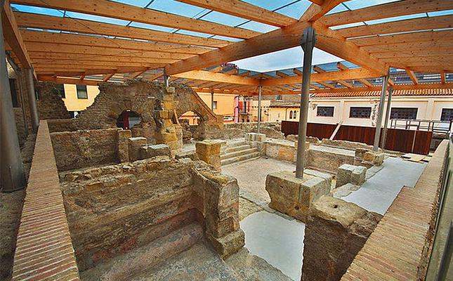 Caldes de Malavella va ser una important estació termal a l'època?