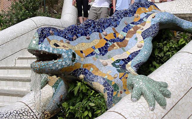Saps com s'anomenava popularment l'esplanada on Eusebi Güell va decidir construir el Park Güell?