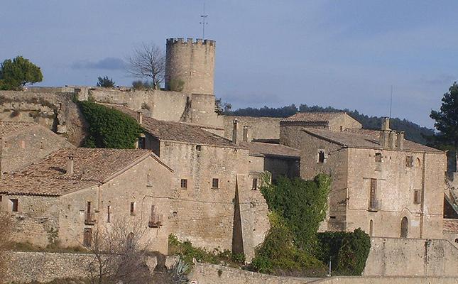 Quin episodi clau de la guerra de Successió tingué lloc al castell de Talamanca?