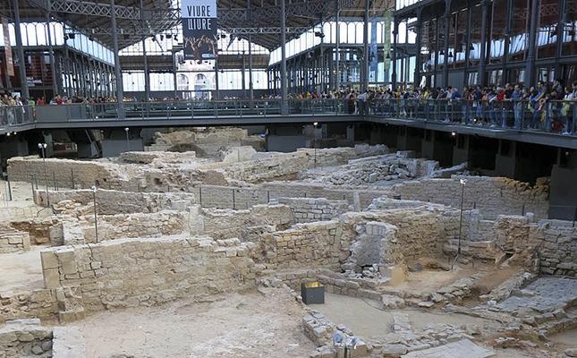 El jaciment que es trobà durant la remodelació del mercat del Born permet conèixer com era la vida a la Barcelona del segle?