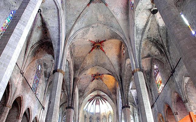 Originàriament, quin era el públic de la basílica de Santa Maria del Mar?