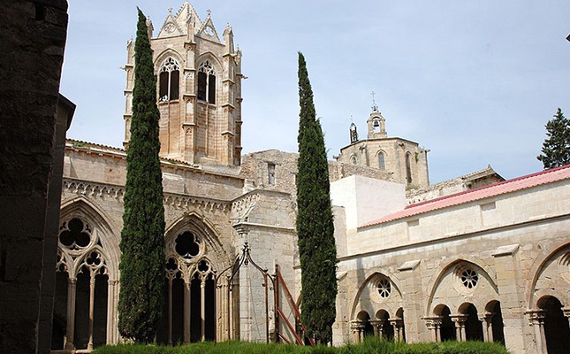 Quin d'aquests monuments forma part de la Ruta del Cister?