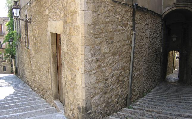 D'on venien els jueus originaris del call de Girona?