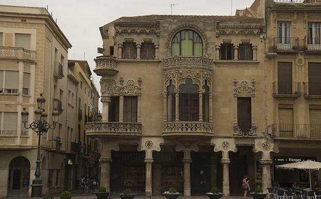 La modernista Casa Navàs de Reus es conserva intacta des de la seva construcció original el 1908?