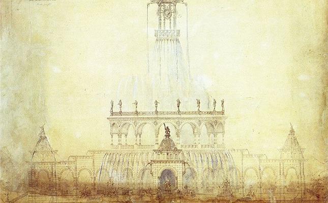 Qui fou el primer arquitecte modernista a irrompre amb la seva obra en la uniforme arquitectura de Barcelona promoguda per Cerdà?