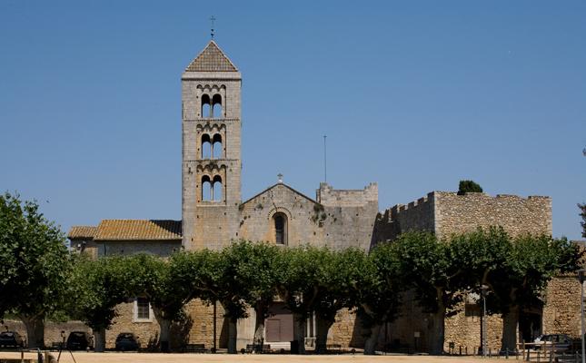 Quin és l'element més destacat de la Canònica de Santa Maria de Vilabertran?
