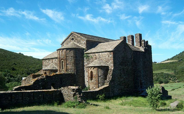 El monestir de Sant Quirze de Colera és de l'orde?