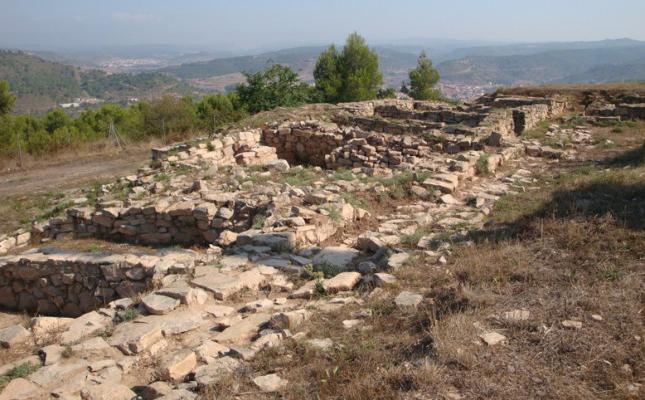 El poble iber de Cogulló fou un important enclavament?