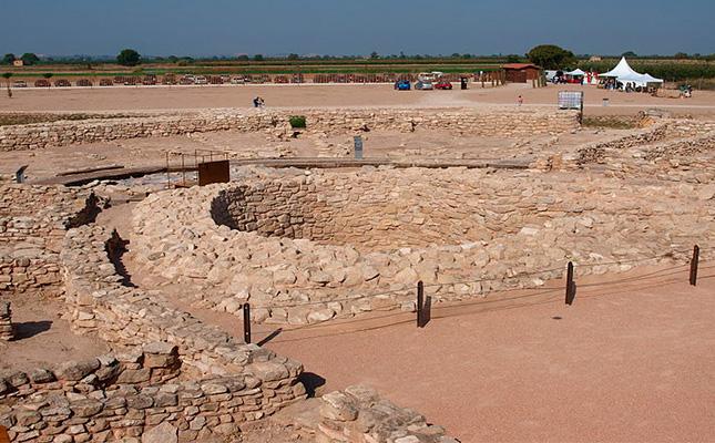 Quina civilització va bastir la fortalesa dels Vilars d'Arbeca?