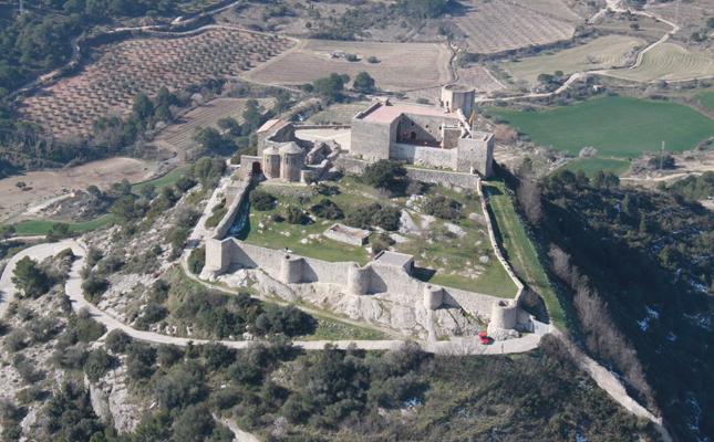 Quina conca domina el castell de Claramunt?