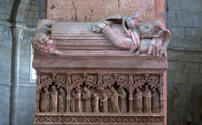 On està enterrat Martí l'Humà?