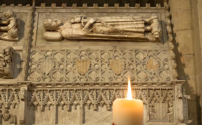 On està enterrat Jaume I el Conqueridor?
